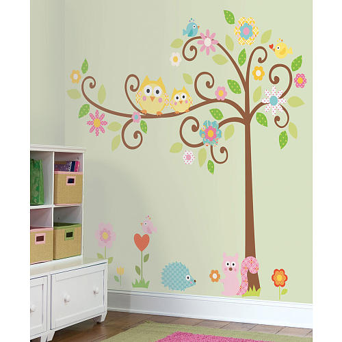 Cute-and-Colorfurl-Wall-Decals-For-Kids