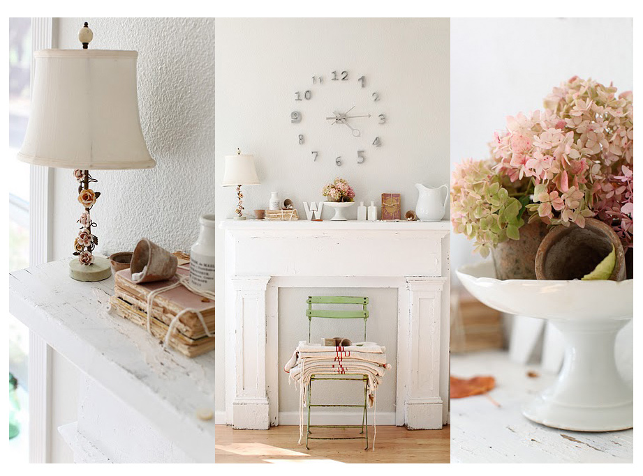 a-dreamy-white-mantelpiece-from-a-french-inspired-farmhouse