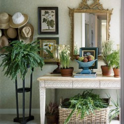 entryway-hallway-design-ideas-decoration-inspiration-green-mirror-plants-foliage-display-summer-look-scheme-stylish-home.jpg