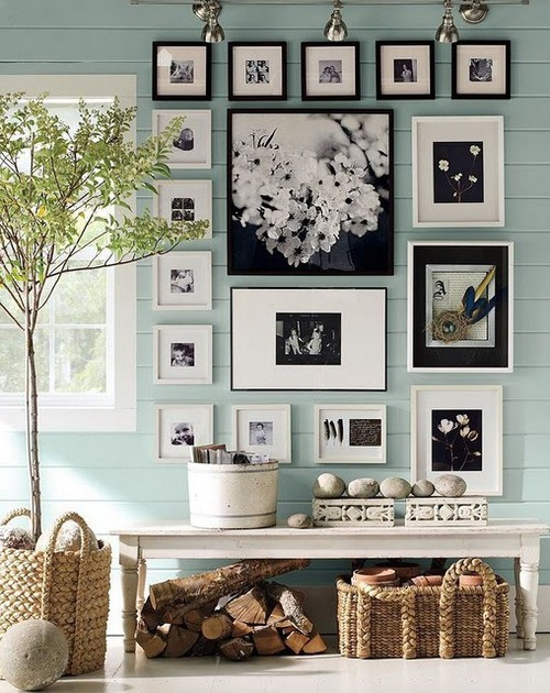 hallway-entry-way-ideas-photograph-display-pastel-wall-color-storage-solution-home-inspiration